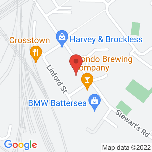 Google Map of Colin Bowles Ltd
